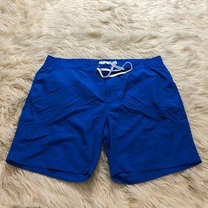 ONIA Royal Blue Board Short Swim Trunks